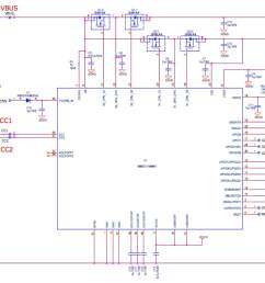 usb type c power delivery with bm92a12mwv evk 001 schematic [ 1343 x 893 Pixel ]