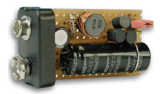 Super Capacitor Reference Design Powerguru Power Electronics