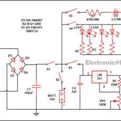 How To Read Simple Wiring Diagrams 3 5mm Audio Jack Diagram Variable Power Supply And Charger Circuit | Eeweb Community