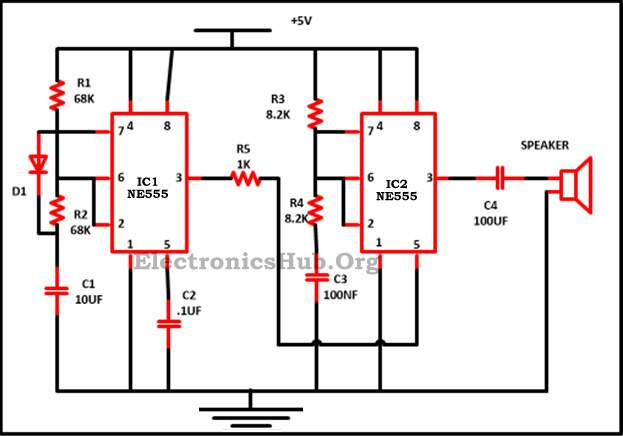 carson siren wiring diagram stealth wiring diagram