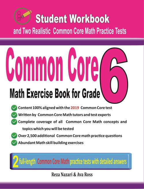 small resolution of Grade 6 Math Worksheets - Effortless Math