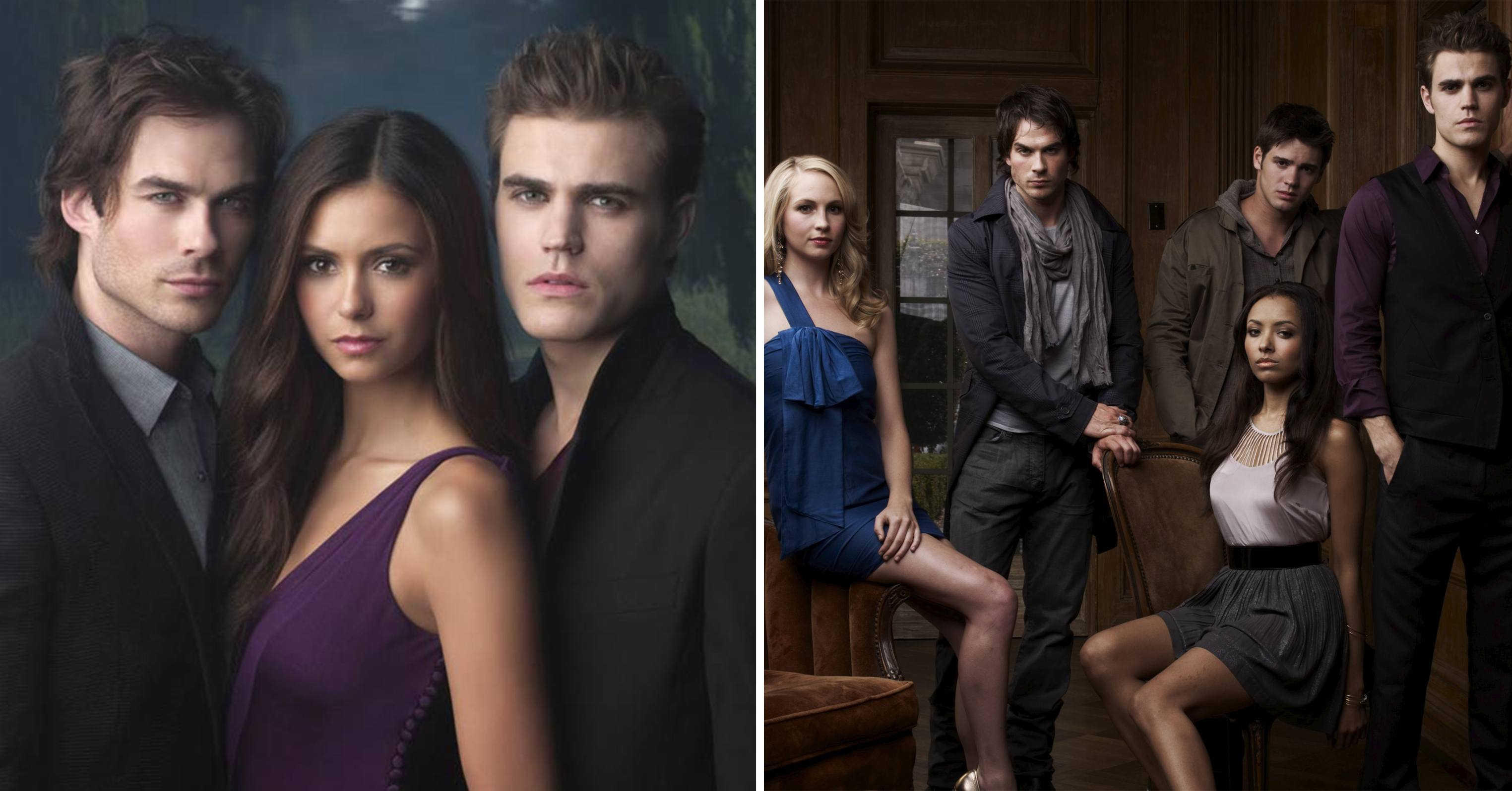The Ultimate Vampire Diaries Quiz