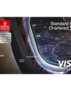 Emirates standard chartered infinite credit card also bank pakistan our partners skywards rh