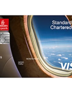 Emirates standard chartered platinum debit card also bank pakistan our partners skywards rh