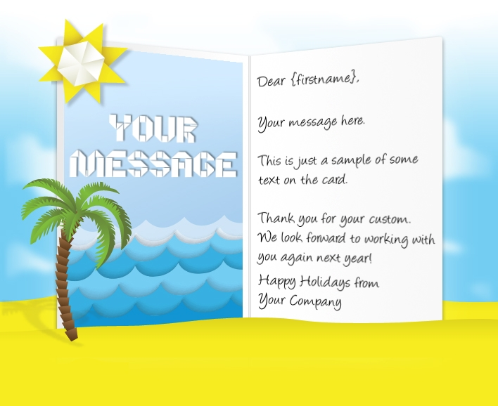 Business Thank You Cards Order Custom Thank You ECards