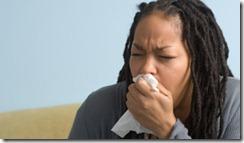 swine flu infected person img credit www.nhs.uk