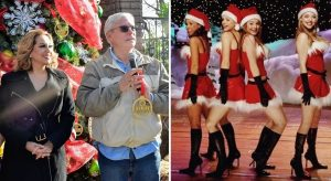 cena navidad sobrinos baile deforma 1