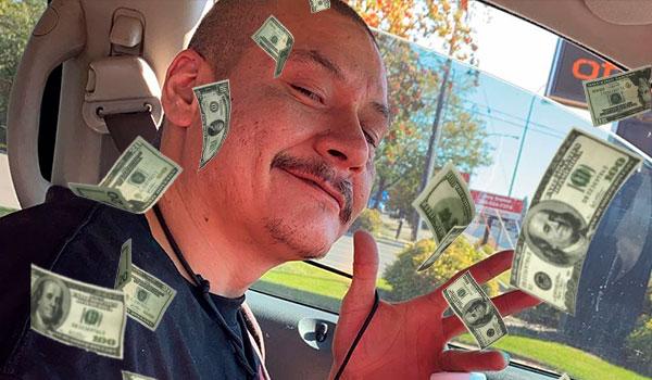 Merecido nivel: Dogface208 ya recibió más de 200 mil pesos de sus fans