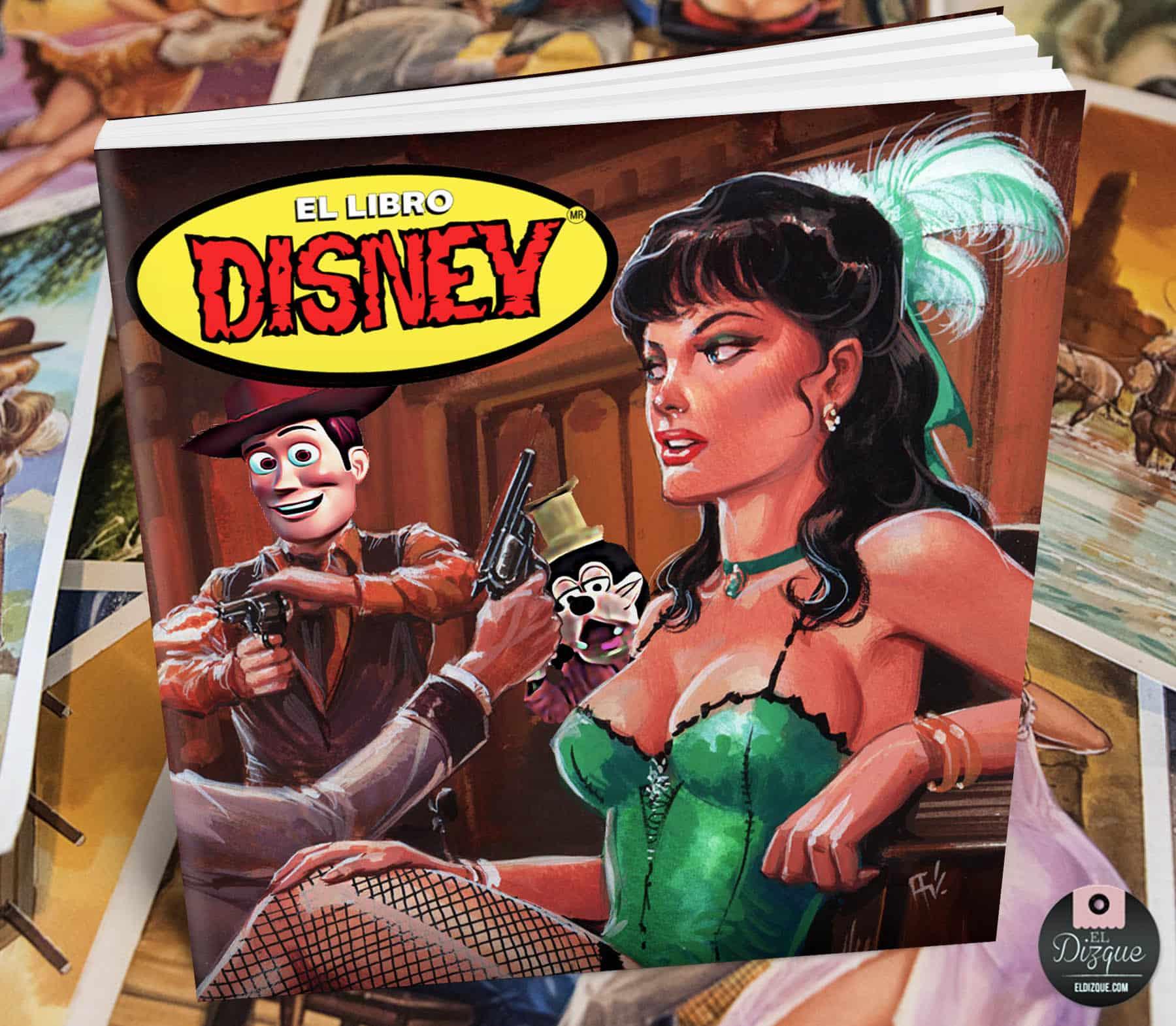 Disney podría comprar los derechos del Libro Vaquero