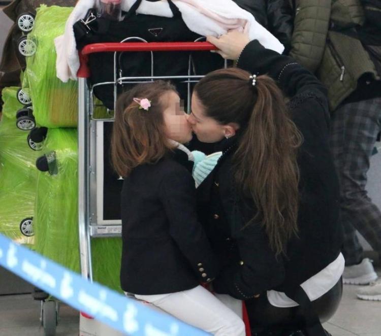 Resultado de imagen para beso a rufina