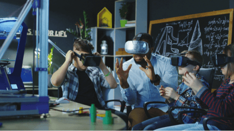 5 Ways VR Gives Students New Ways To Learn