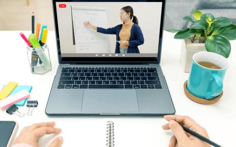 Online Teaching: An Effective Teaching Aid For Teachers