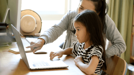 How Can Parents Make Their Child's Online Learning A Success?