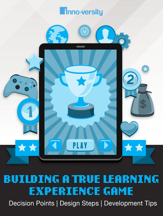 eBook Release: Building A True Learning Experience Game: Decision Points, Design Steps, And Development Tips
