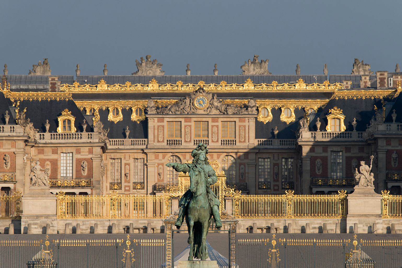 Palace And Park Of Versailles France World Heritage
