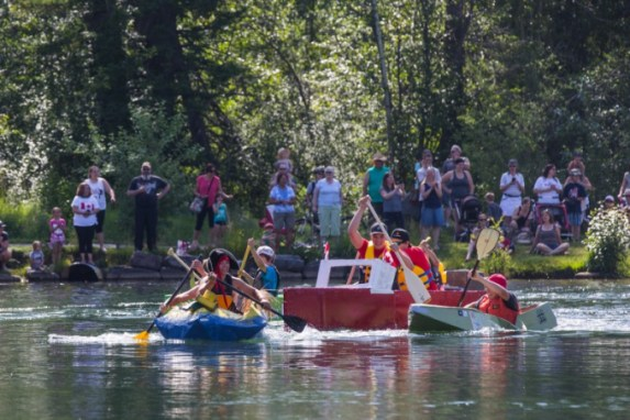 2019 Canada Day In Fernie Crown Of The Continent