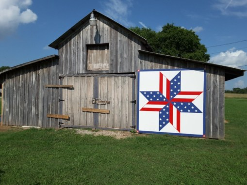 alabama barn quilt trail tennessee