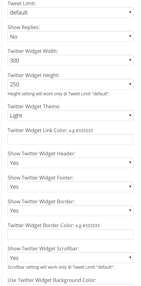How To Add A Twitter Feed To Your WordPress Website