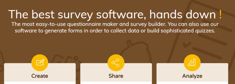 The SurveyNuts homepage.