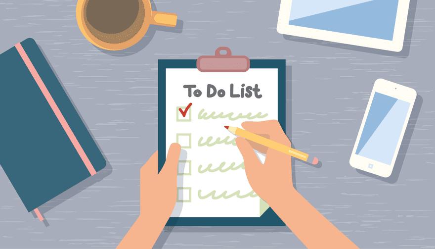 Create To Do Lists