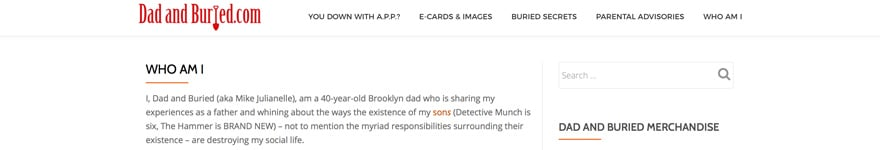Dad Blogs
