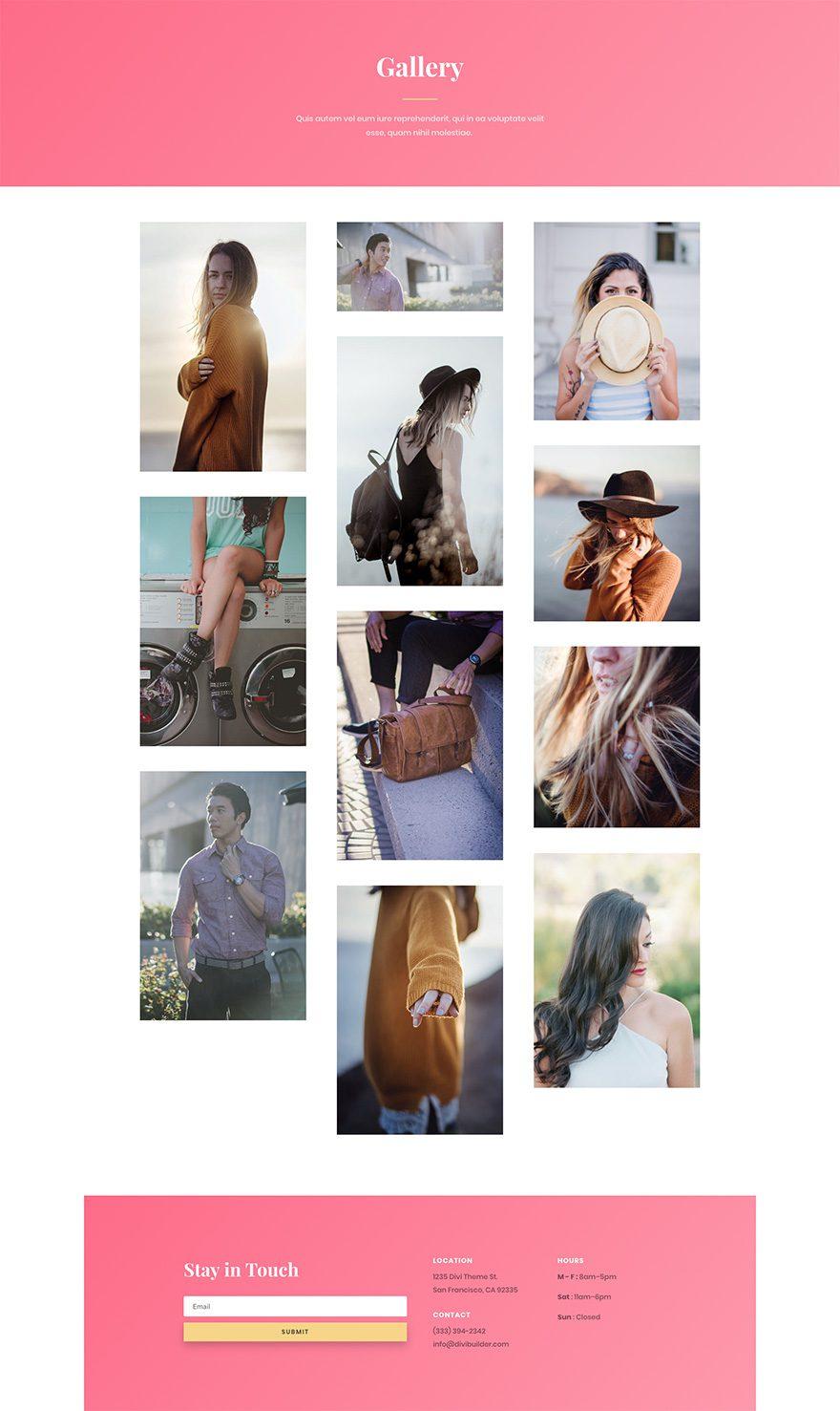 fashion-gallery
