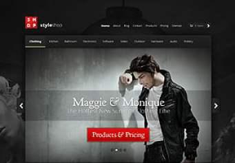 tema StyleShop