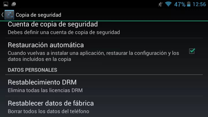 Imagen - Cómo solucionar el error android.process.acore