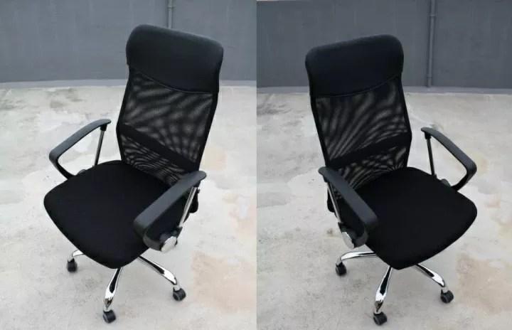 Review silla ARIAL BASE II comodidad y calidad a un