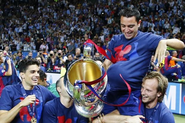 دوري أبطال أوروبا تشافي أكثر اللاعبين مشاركة في دوري الأبطال