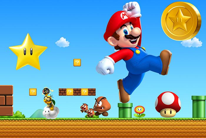 Revistagala Super Mario Bros Un Salto Al Reino Hongo