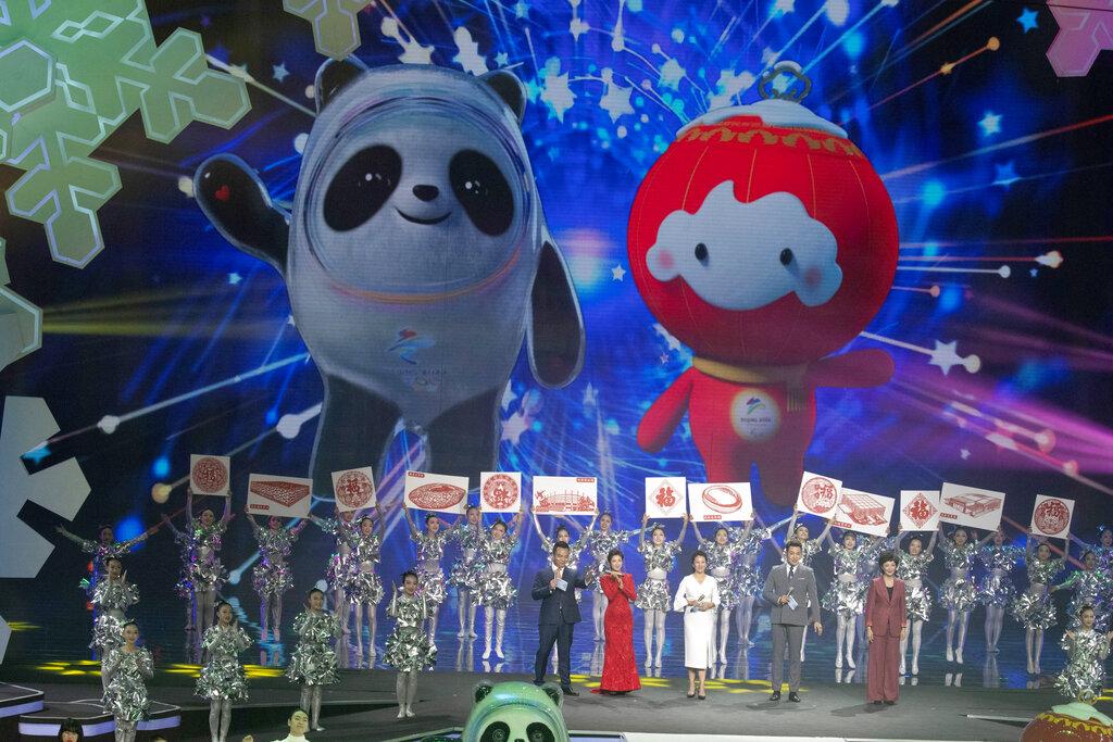 JJOO de Invierno de Beijing 2022 presentan a sus mascotas #18Sep - El Impulso