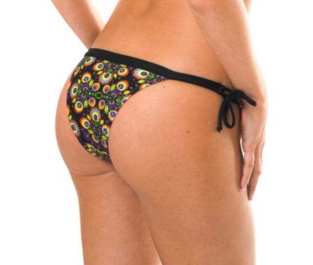 941158bd91f Manufactured In Brazil By Rio De Sol This Calcinha Newfolk Cropped Lacinho  Bottom