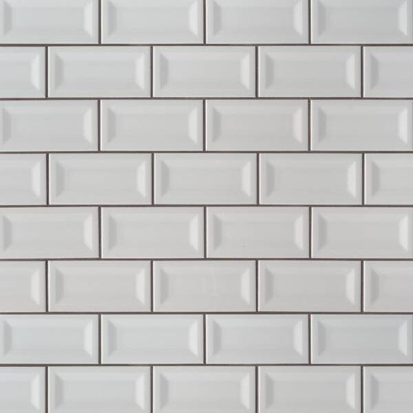 Domino Collection by MSI Stone Ceramic Tile 3x6 Gray