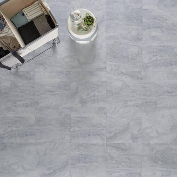 adura flex vienna collection by mannington vinyl tile 18x18 in quartz