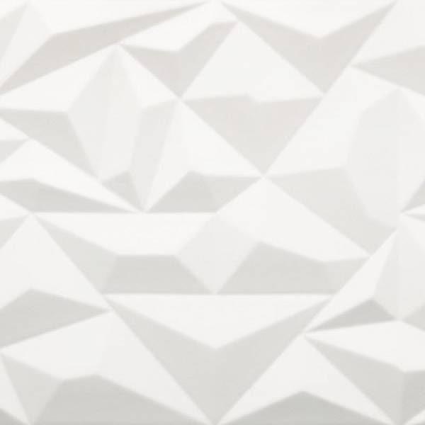 porcelanosa ceramic tile 13x40 white matte
