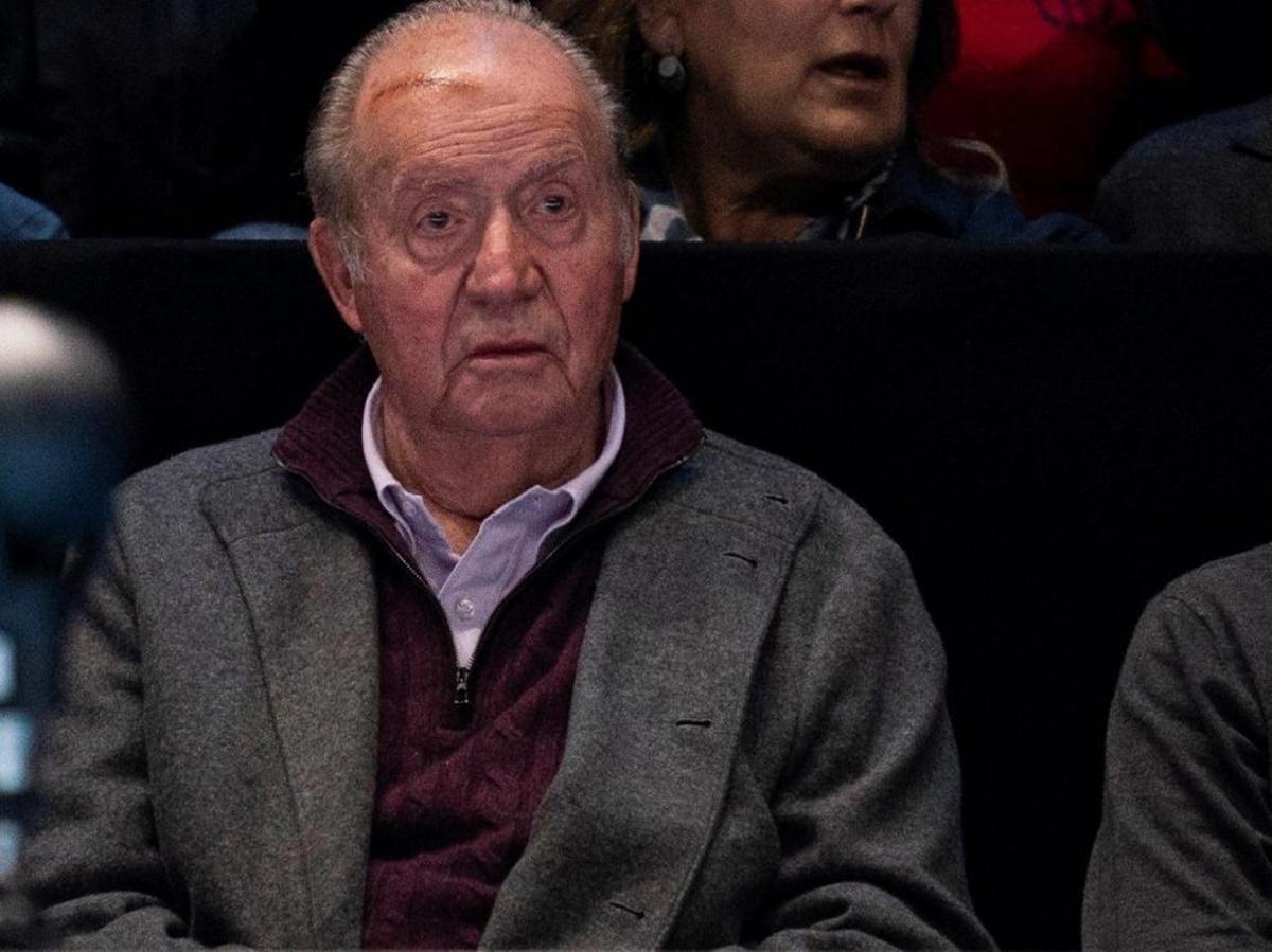 Desmienten que el rey Juan Carlos esté ingresado por covid-19
