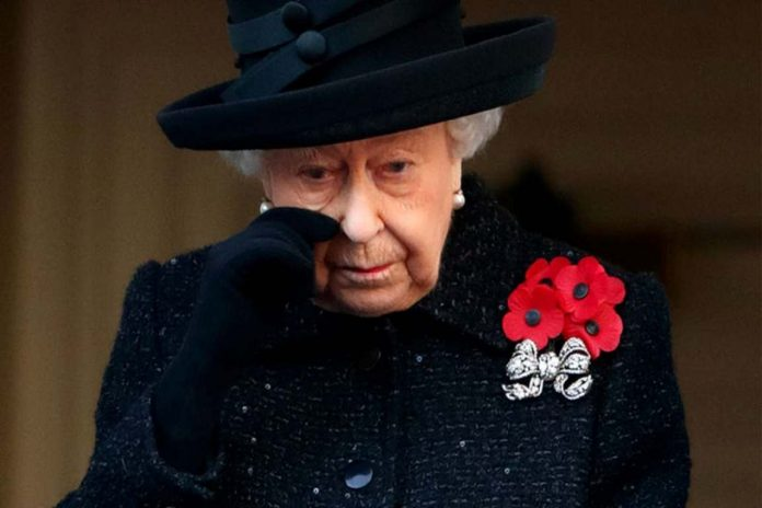 Queen Elizabeth sex scandal