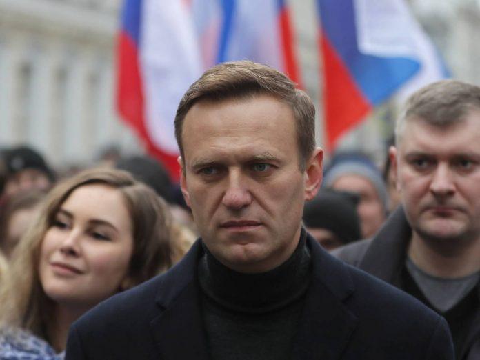 Alexei Navalny es trasladado a un centro penitenciario sin previo aviso