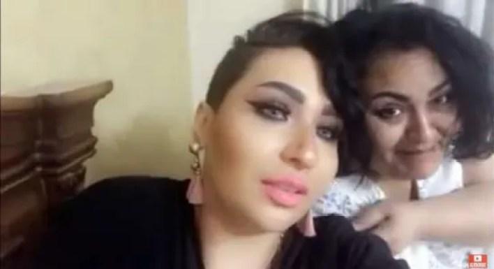 شيري هانم تنفي علمها بممارسة ابنتها الدعارة: كنت فاكراها فيديوهات ...