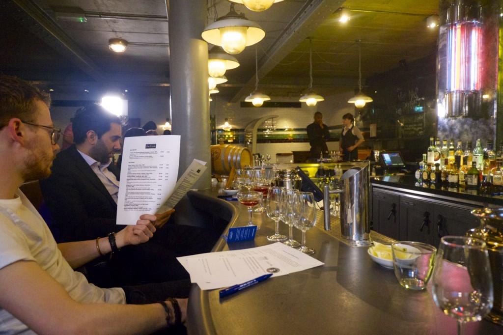 Hixter London Bar Emma Inks London Lifestyle Blog