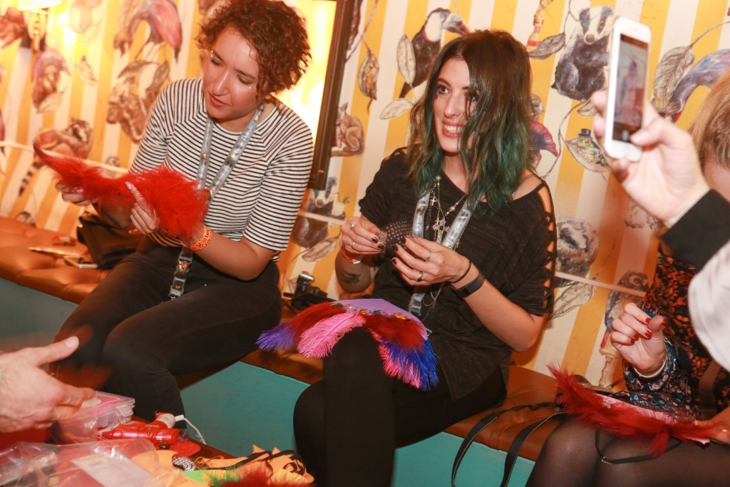 Talented Talkers Image- Carnival Emma Inks Blog