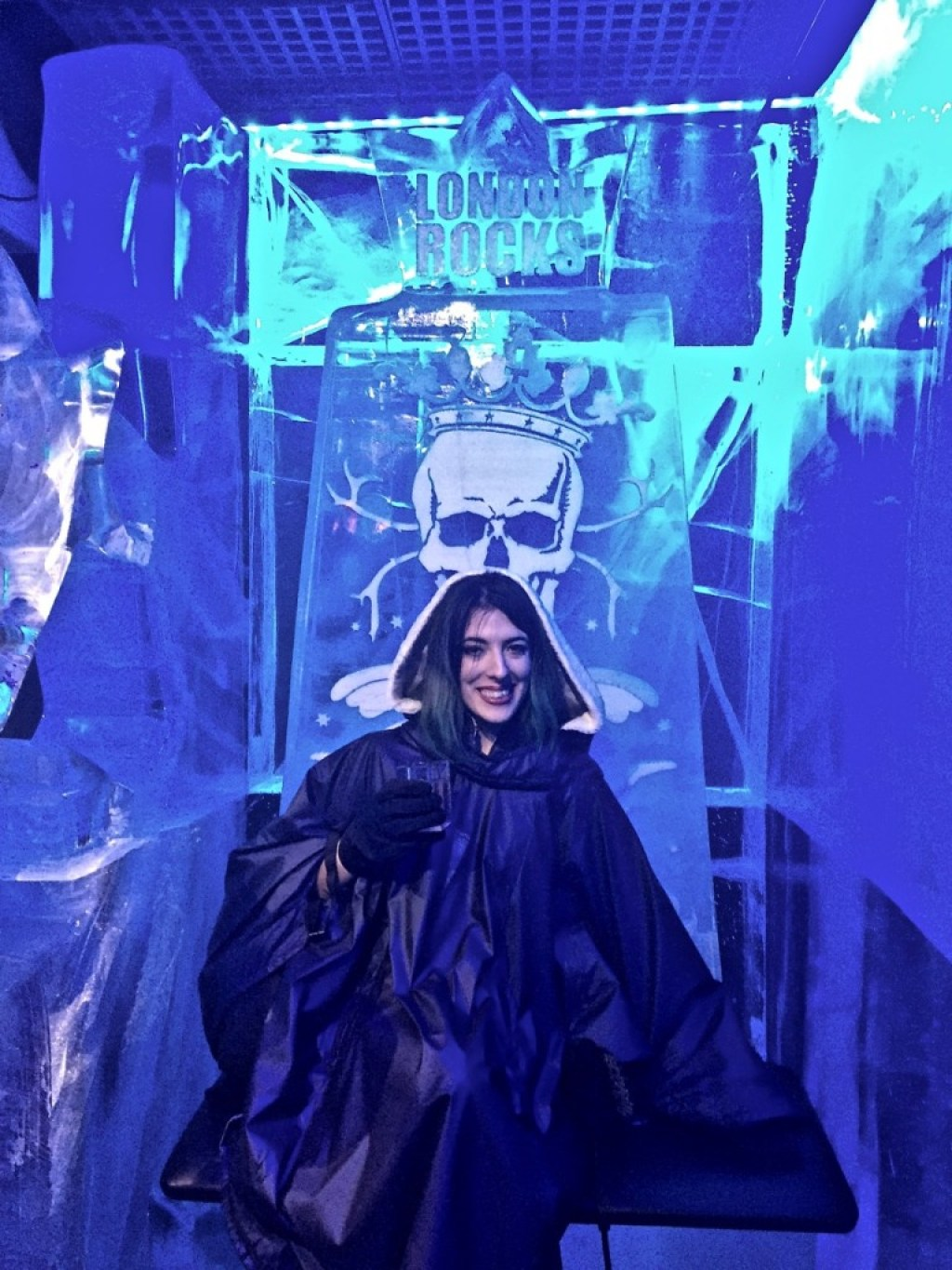 ICEBAR London Emma Inks