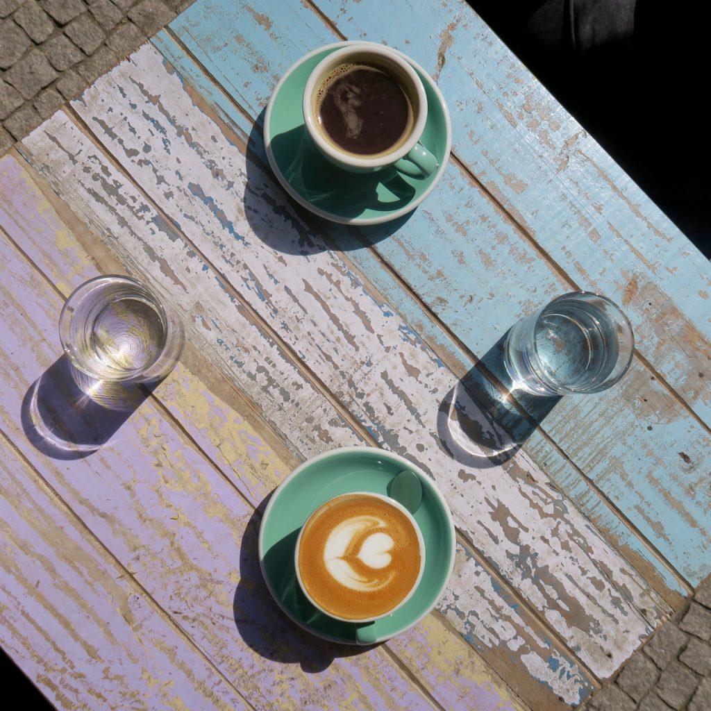 Coffee at Happy Baristas Berlin