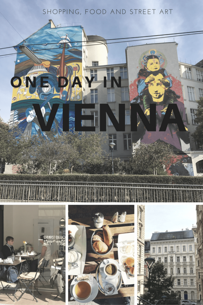 One Day In Vienna Emma Inks