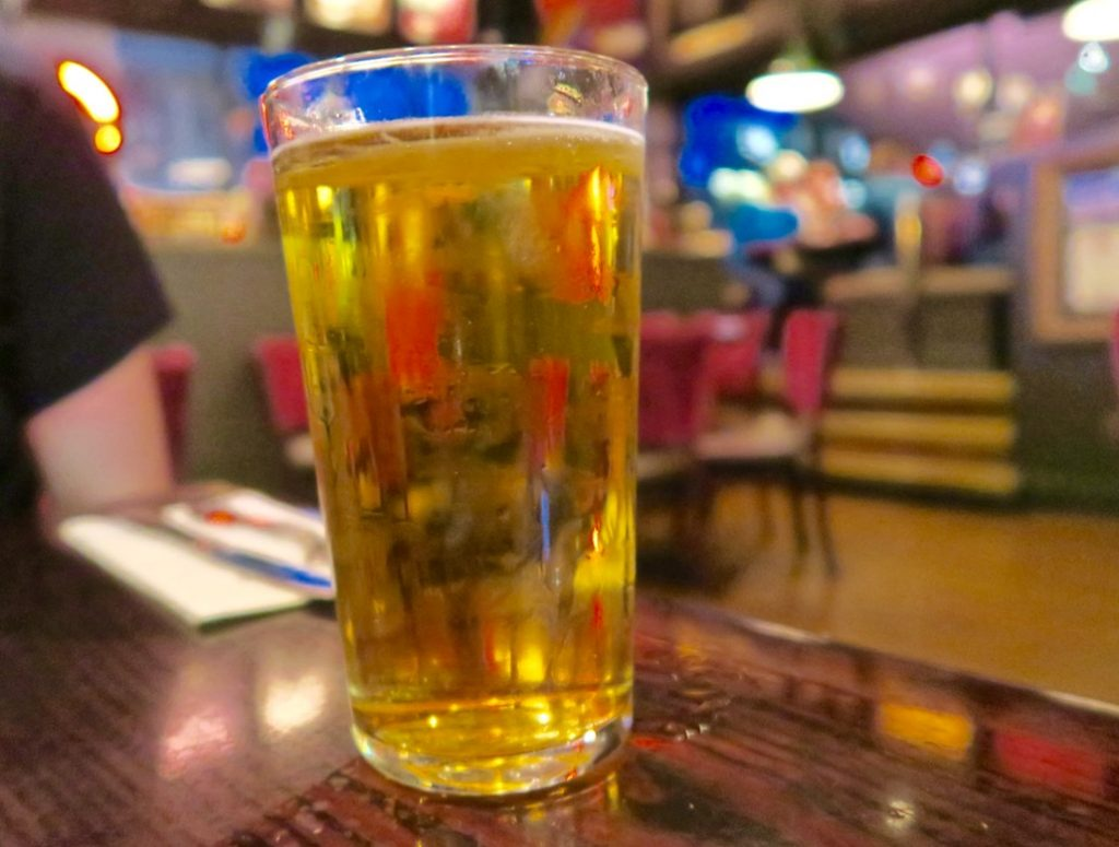 Hard Rock London Beer