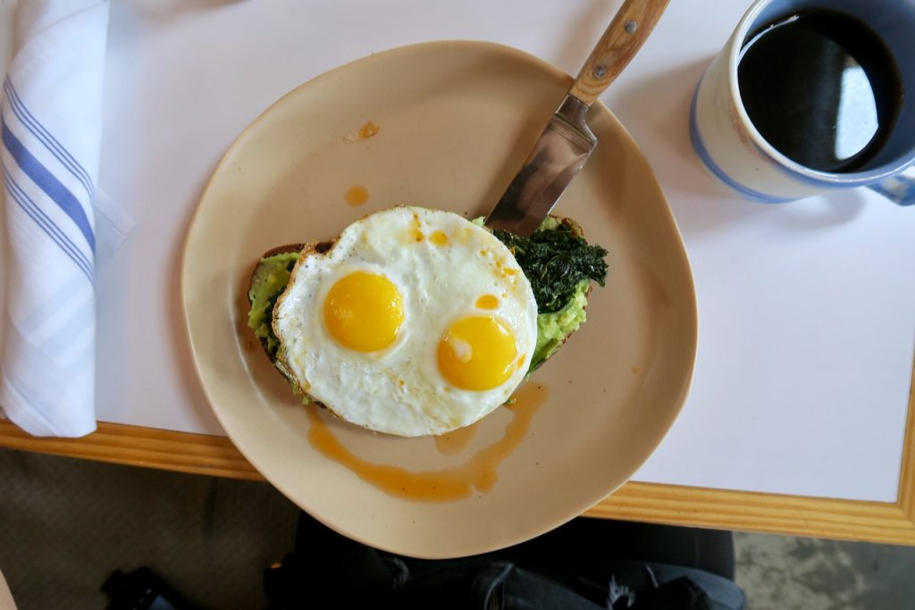 Brunch Superba Venice Beach Los Angeles