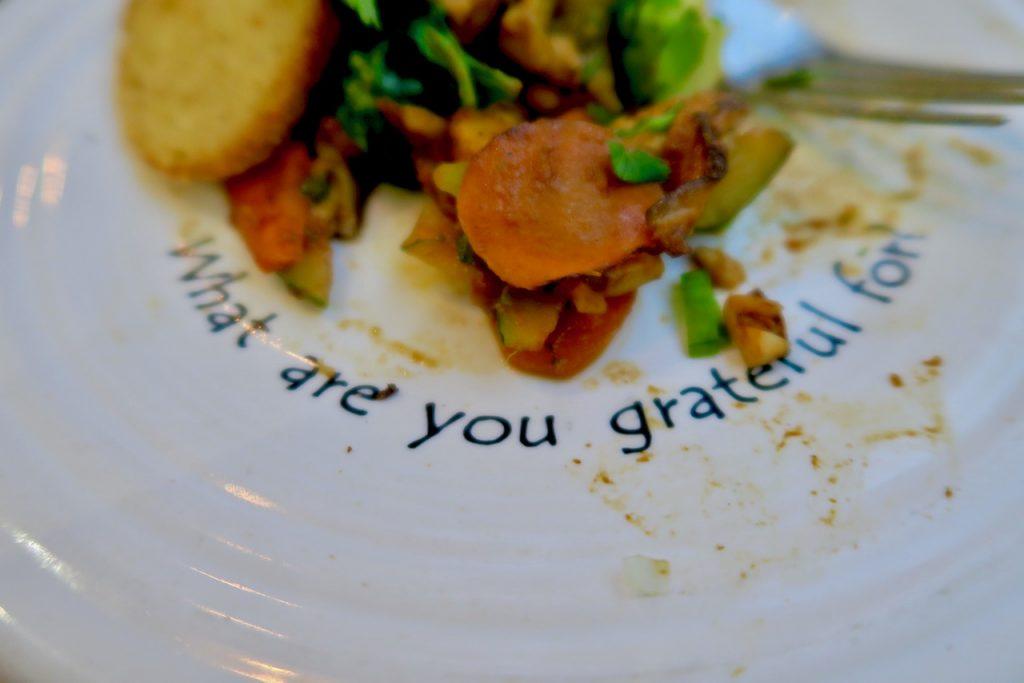 Cafe Gratitude LA