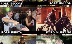 On Ford And Car Names Click The Link To View Todays Funniest Pictures