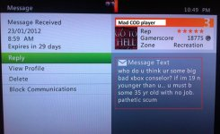 Creative Xbox Live Private Messages